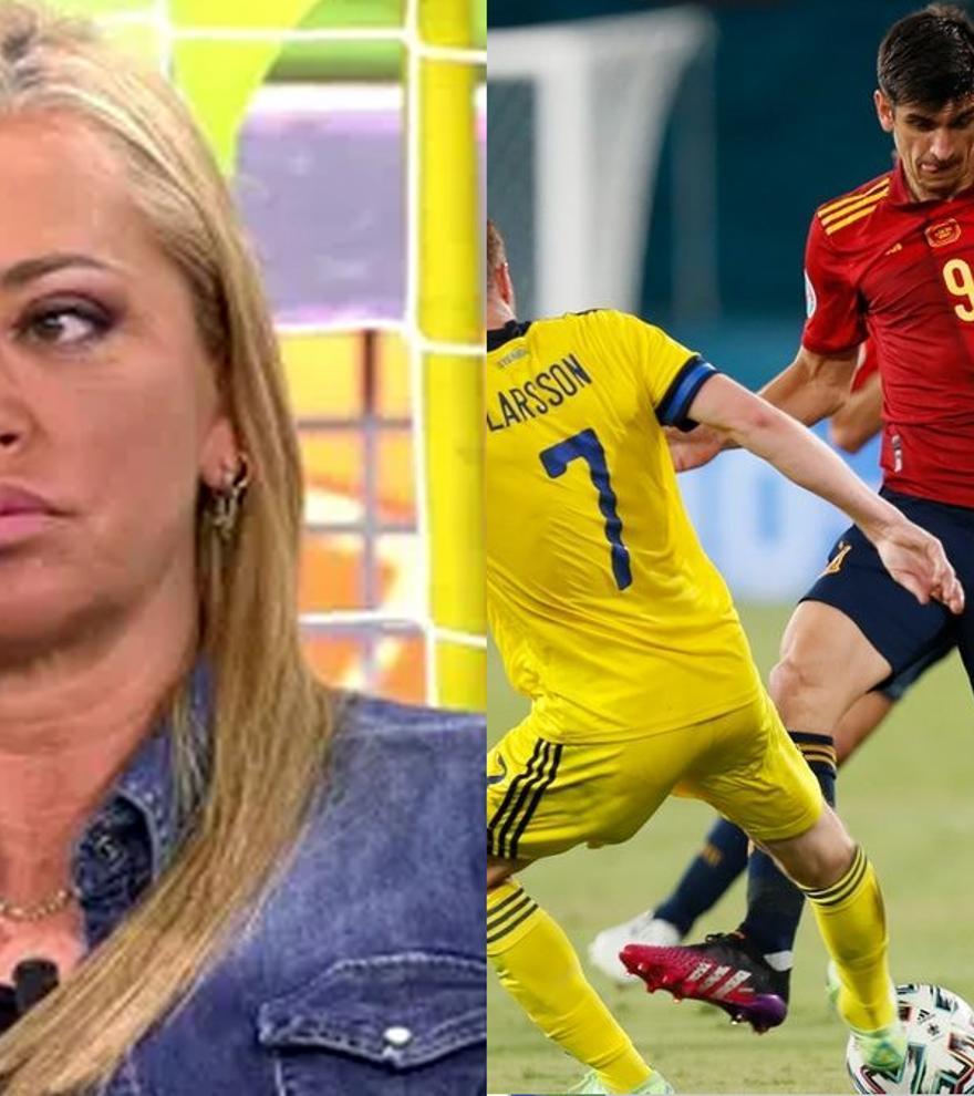 Telecinco retira 'Sálvame' este miércoles para volcarse con el partido decisivo de España