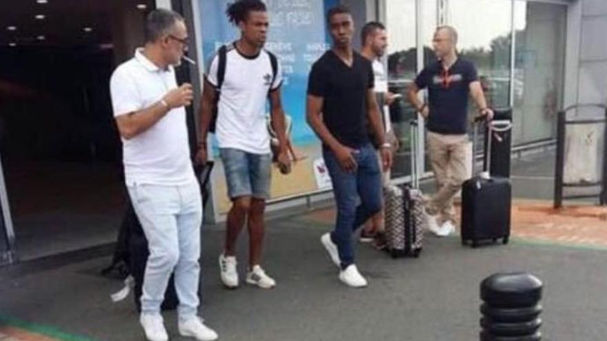 Loïc Rémy ya está en Lille para firmar su contrato