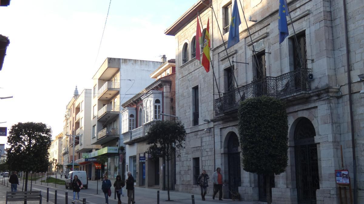 Ayuntamiento de Llanes.