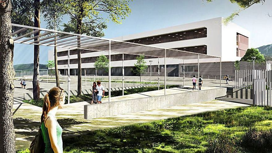 La Junta destina seis millones para el instituto de Las Chapas