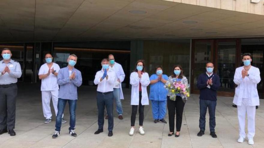 El hotel Meliá Palma Bay dice adiós a los pacientes de coronavirus