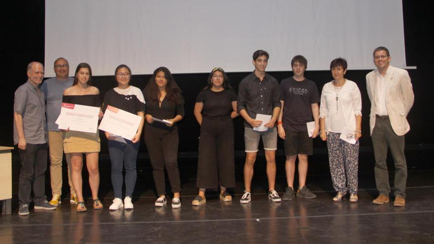 «L'Alzheimer: música per reviure», de Mar Cortés, guanya els Premis Treballs de Recerca de Roses