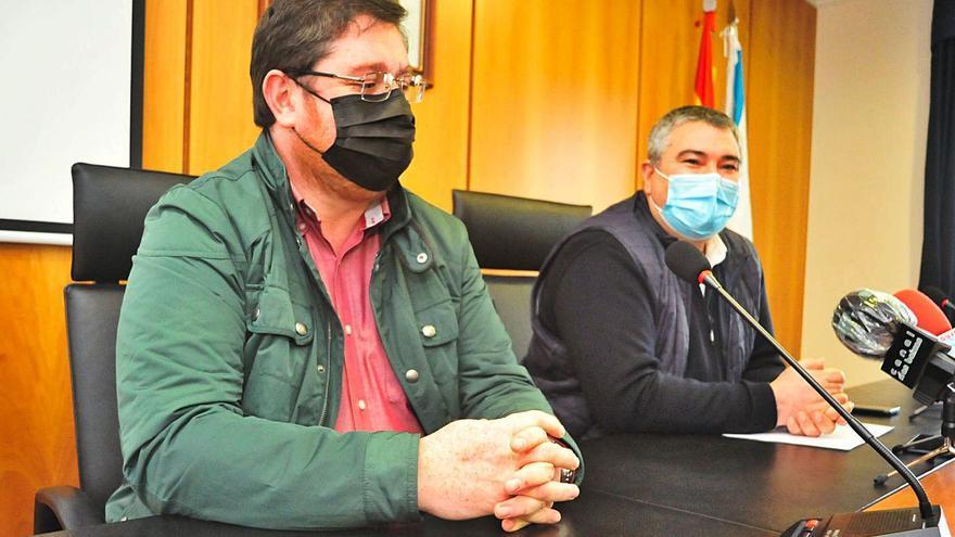 A Illa y Ribadumia unen sus protestas contra la Xunta al quedarse sin servicio de pediatría