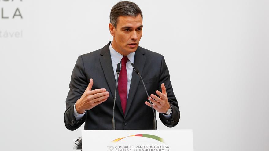 Sánchez asegura que cumplirá su compromiso con la reforma laboral pero pide coordinación en el Gobierno