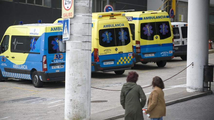 Galicia suaviza su presión hospitalaria por COVID y en A Coruña la quinta ola no se detiene