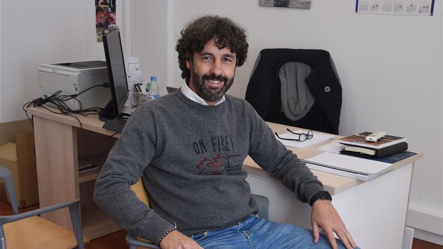 Emilio Vega se hace cargo de la dirección deportiva del Alcorcón