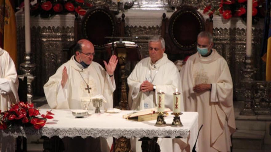 Bajada de la Virgen de las Nieves: El obispado de Tenerife anuncia una Bajada Extraordinaria en 2021