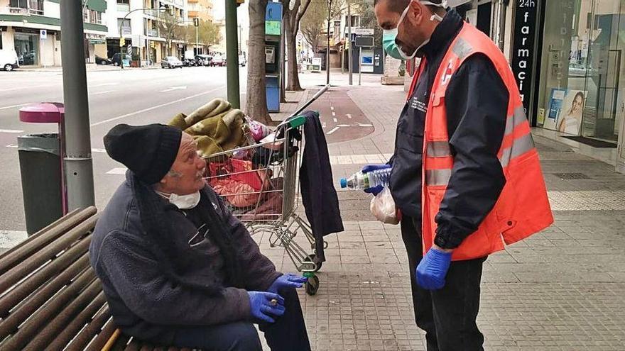Corona-Krise trifft Obdachlose auf Mallorca