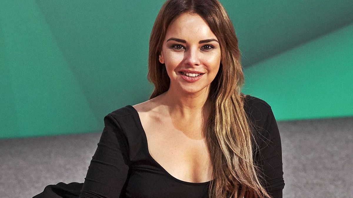 La cantante y presentadora en una foto de archivo. | LEVANTE-EMV