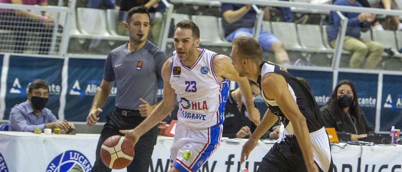 El HLA Alicante da un repaso al Lleida (82-65)