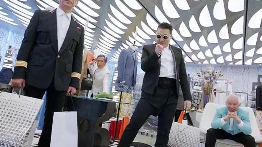 La televisión pública surcoreana censura el nuevo videoclip de Psy