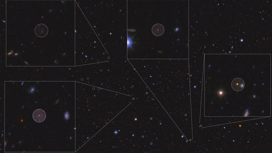 El Gran Telescopio de Canarias descubre el mayor cúmulo de galaxias conocido del Universo primitivo