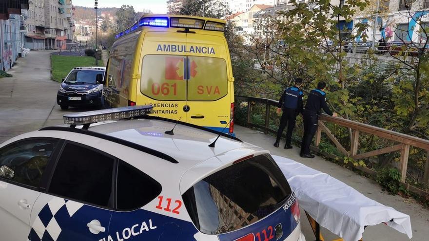 Fallece la mujer que entró en muerte cerebral tras caerse del paseo del Barbaña