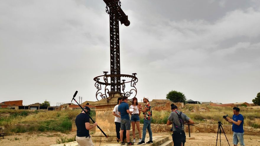 Una navaja y la palabra 'pipermint', exigencias en los cortos de la IV edición 'Belchite de película/24 horas de cine'