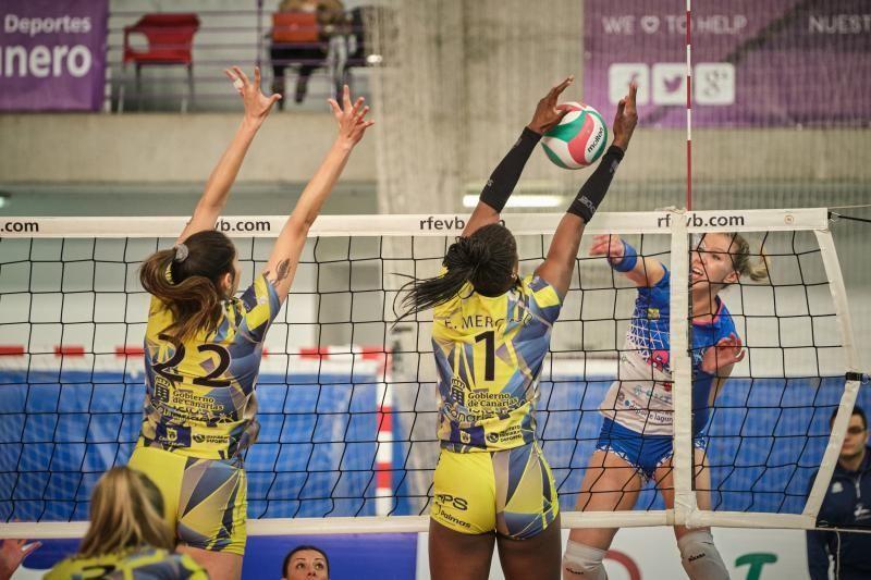 Voleibol: Sanaya Libby's (3) -(1) IBSA Las Palmas
