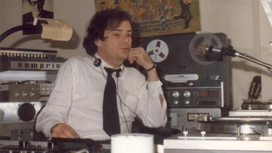 El Consello da Cultura Galega agrega la biografía del cantautor Andrés do Barro al Álbum de Galicia