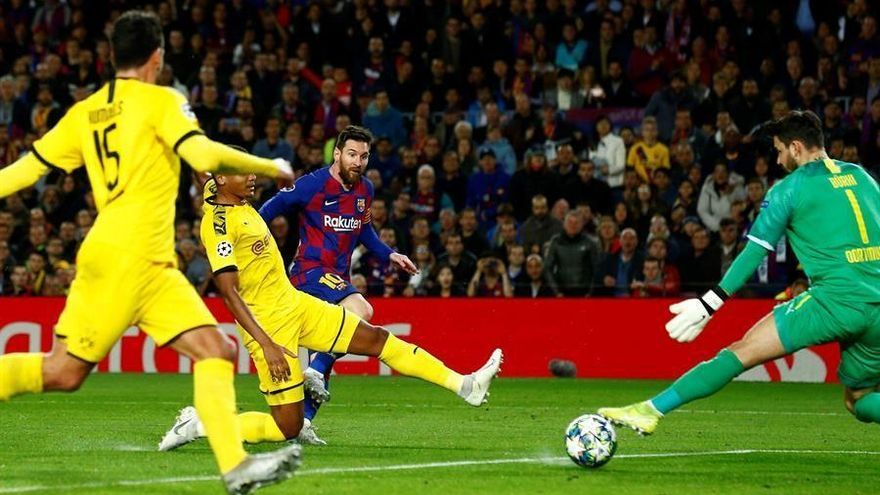El Barça anula al Dortmund y sella el pase a los octavos de final (3-1)