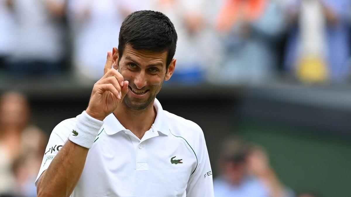Djokovic conquista su sexto Wimbledon.
