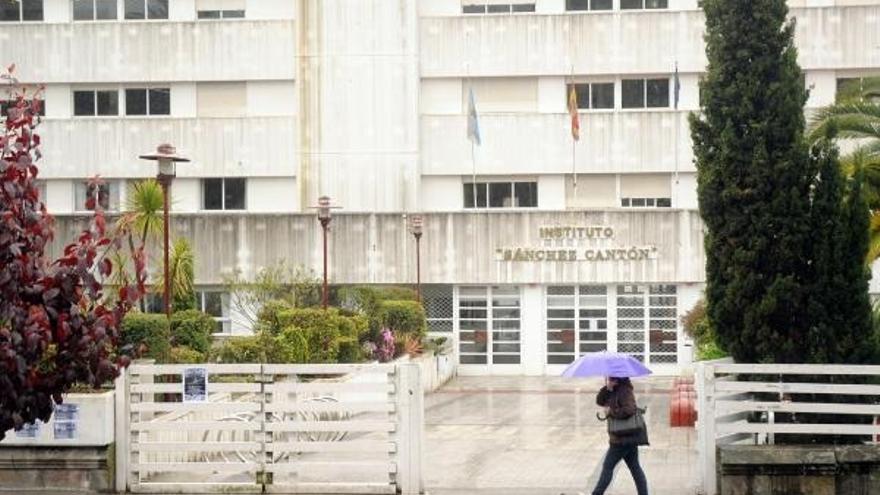 El IES Sánchez Cantón llora la muerte de una de sus profesoras de Física y Química