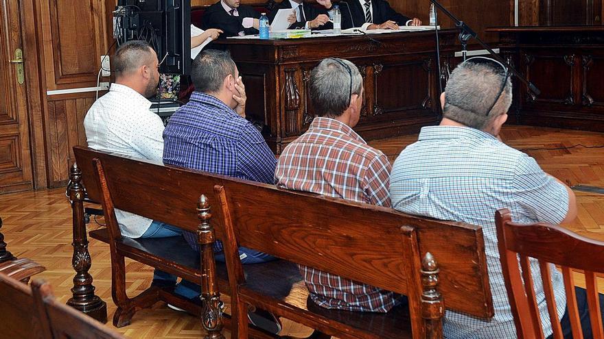 """Quedan libres los """"lancheros"""" detenidos tras el accidente mortal de Andalucía"""