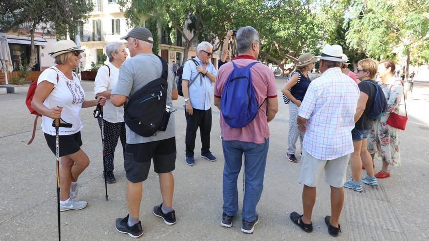 Ibiza programa un calendario de rutas cicloturistas y de senderismo