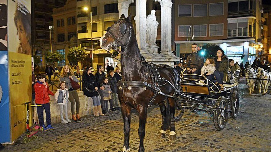 Alzira también protegerá unas fiestas de Sant Antoni con 230 años de historia
