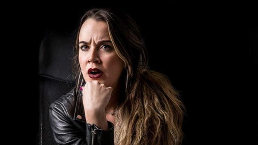 Martita de Graná, la influencer de moda, en Murcia