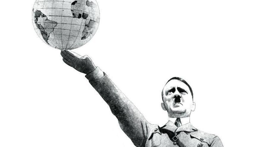 Una polémica biografía de Hitler