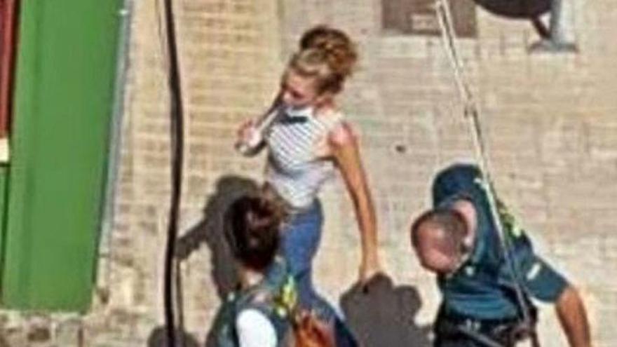 La hija de Anna y el novio sacaron 6.000 euros de su cuenta tras matarla