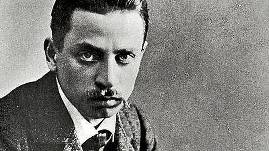 Los ángeles de Rilke