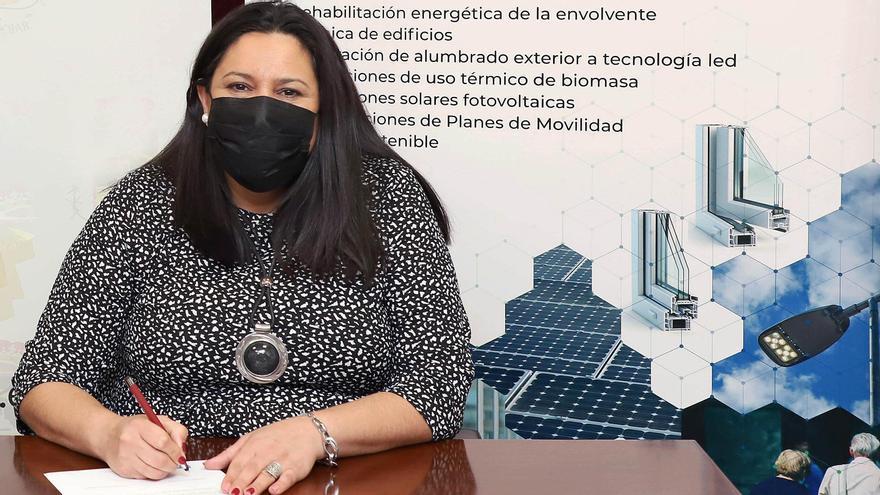 La Diputación logra 700.000 euros para instalar placas fotovoltaicas en estaciones de tratamiento de agua de Emproacsa