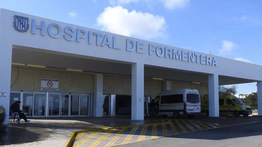 Localizado el foco de las humedades en el Hospital de Formentera