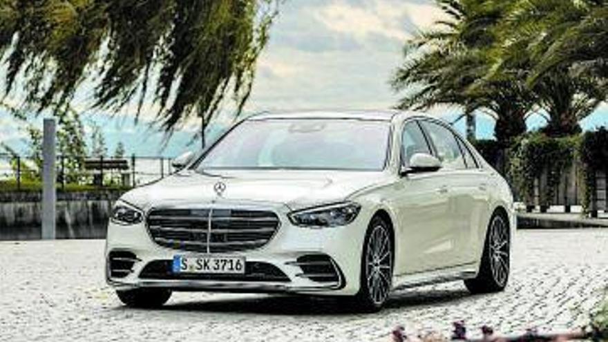 Mercedes Benz Clase S, otra vez a la vanguardia