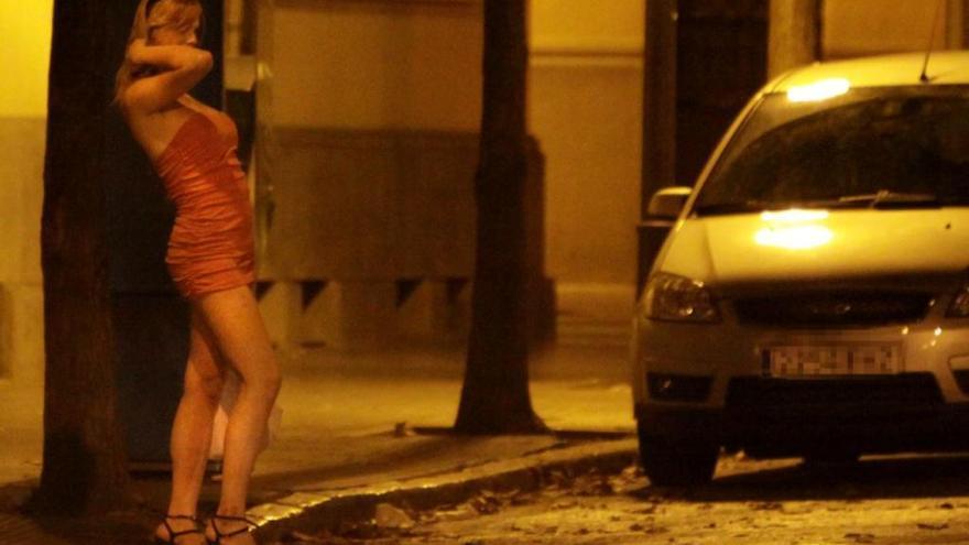 Die Zahl der Prostituierten auf Mallorca ist 2019 gesunken