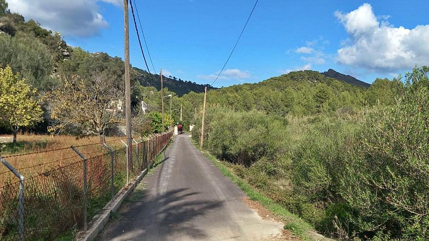 Andratx se gasta 346.000 euros en pavimentar 15 caminos rurales