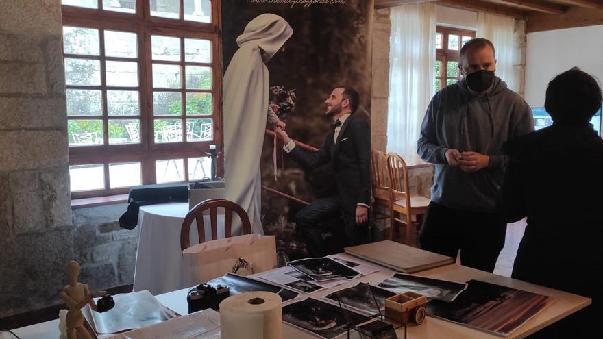 El sector de bodas y eventos lucha por recuperarse