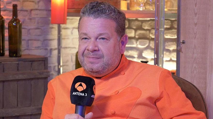 Chicote, tranquilo ante las amenazas de denuncia de exconcursantes de 'Top Chef'