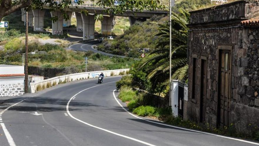 Una vía peatonal y ciclista unirá Hoya Andrea con Tamaraceite por la GC-300