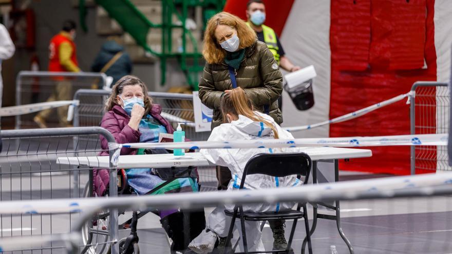 Un total de 42 personas de Riaza (Segovia)se someterán de nuevo a las pruebas de detección del COVID tras la contaminación de las pruebas