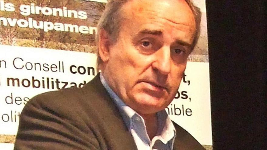 Mor Lluís Lloret, exalcalde de Bàscara, als 70 anys