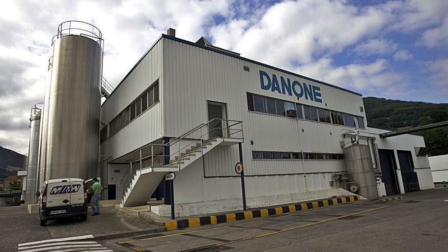 La fábrica de Salas se libra del ajuste de 1.850 empleos en Danone