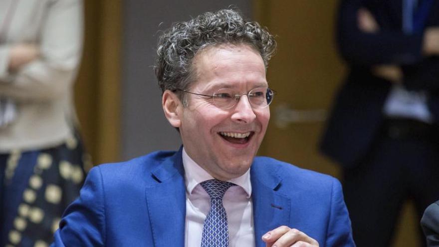 La Eurocámara pide la dimisión de Dijsselbloem por sus comentarios sobre el sur