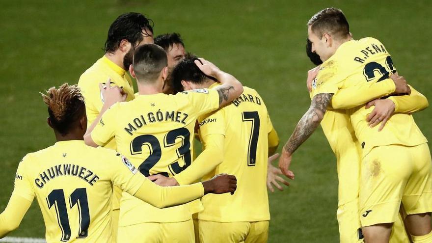 El Villarreal se impone a Osasuna y sigue creciendo