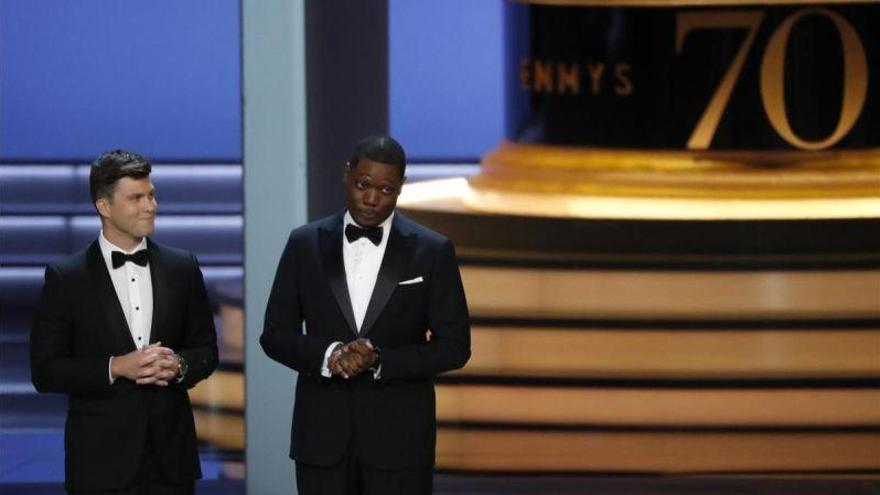 La gala de los Premios Emmy toca fondo