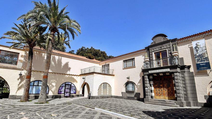 La plaza del Museo Néstor se levantará  y se volverá a recolocar piedra a piedra