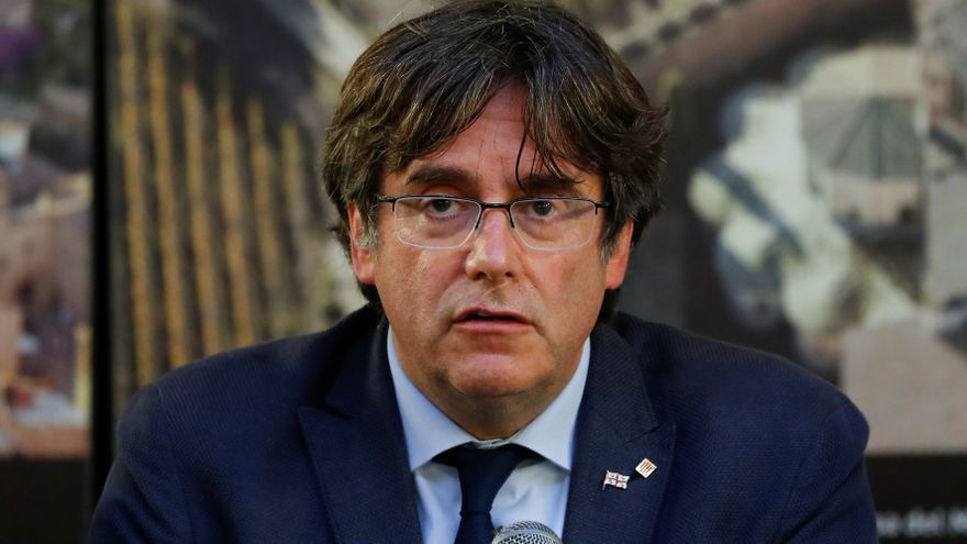 """Puigdemont asegura que su detención ha sido una operación """"coordinada e inspirada"""" por el Gobierno español"""