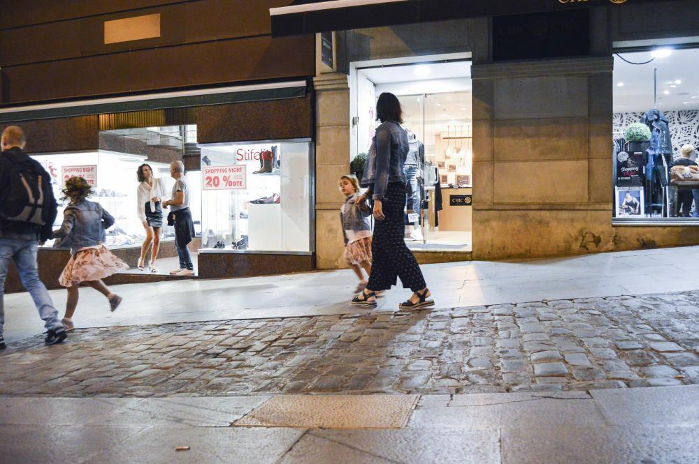 Shopping Night a Manresa