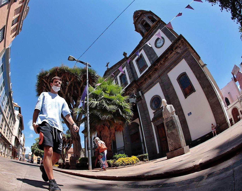 Ruta / Ritos funerarios tras la fundación de San Cristóbal de La Laguna
