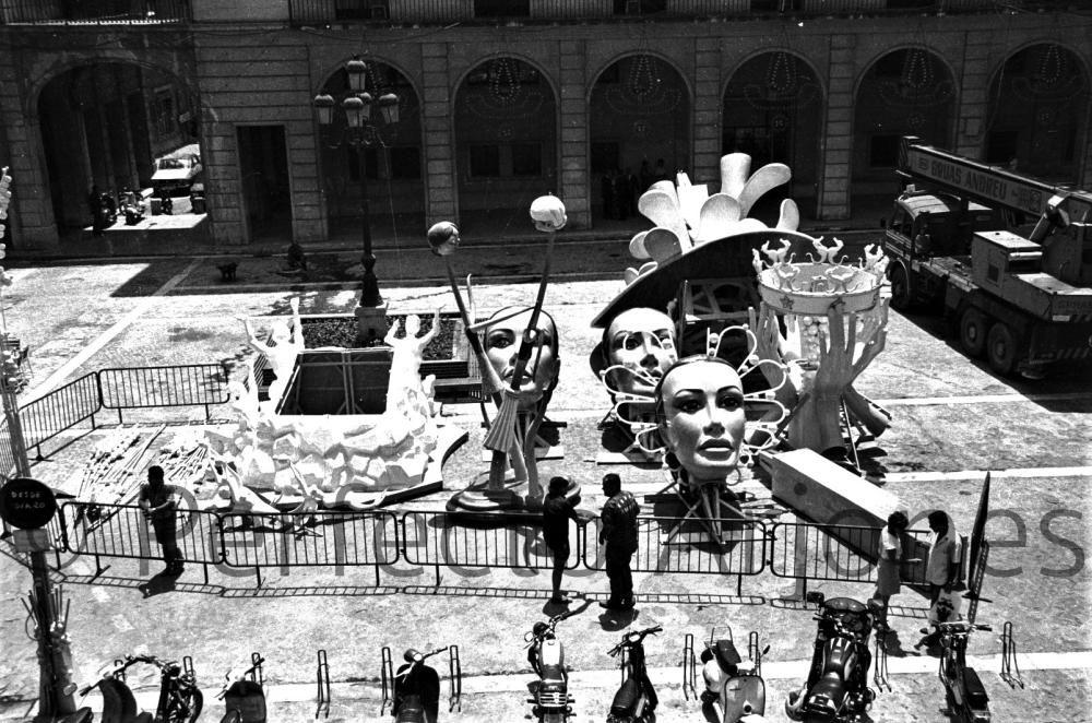 HOGUERAS 1984