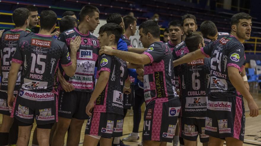 Exigente comienzo de Liga para el Balonmano Zamora